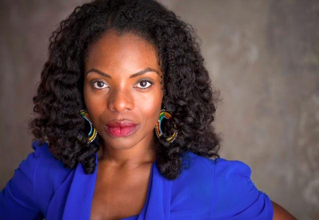 Marsha Stephanie Blake/actor/hangatale