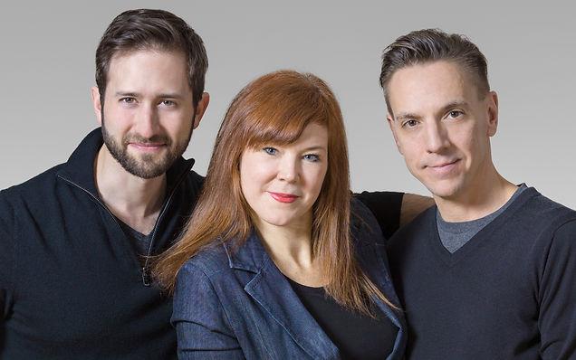 Jesse Libeman, Kim Martin-Cotten, Michaal Wurl Larson