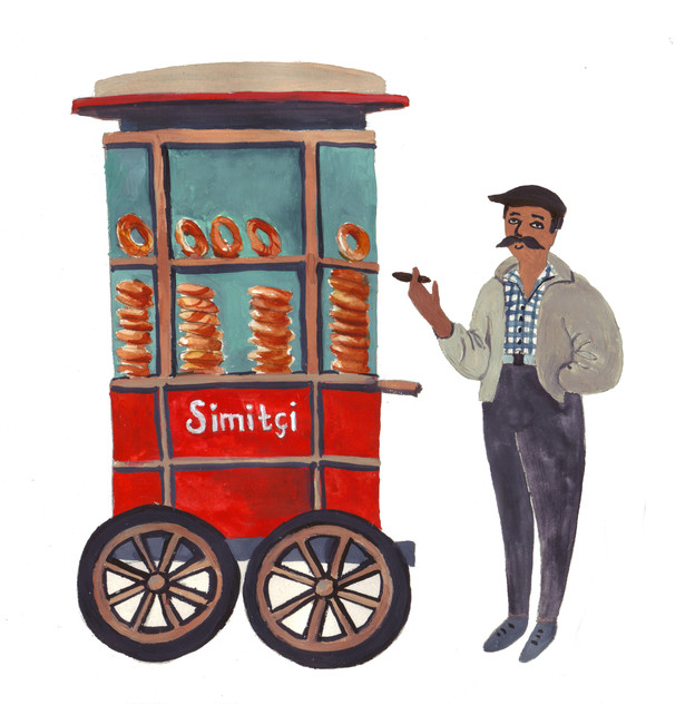 All About Simit