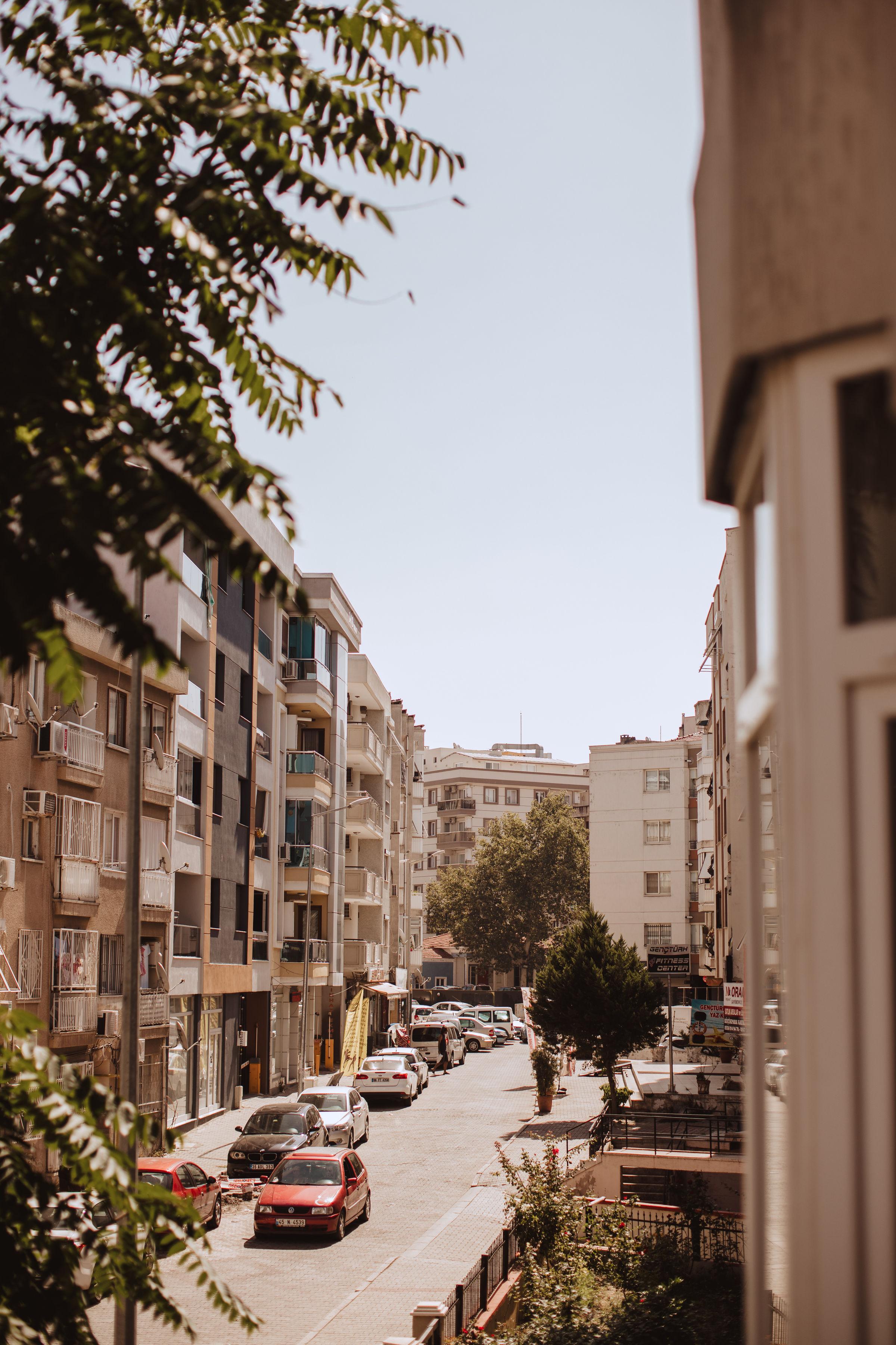 View of Izmir.