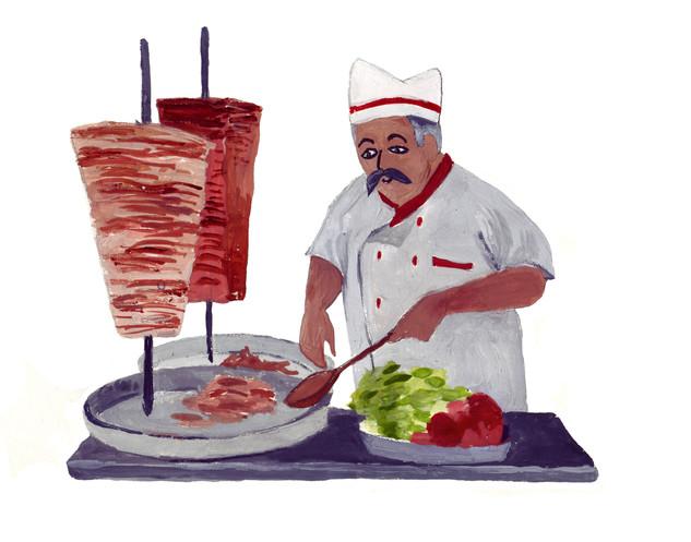 All About Döner Kebab