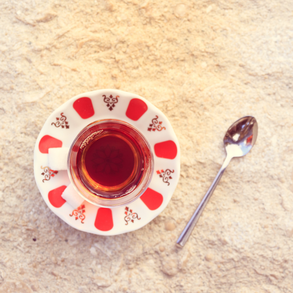 Turkish Tea + Turkish Playlist