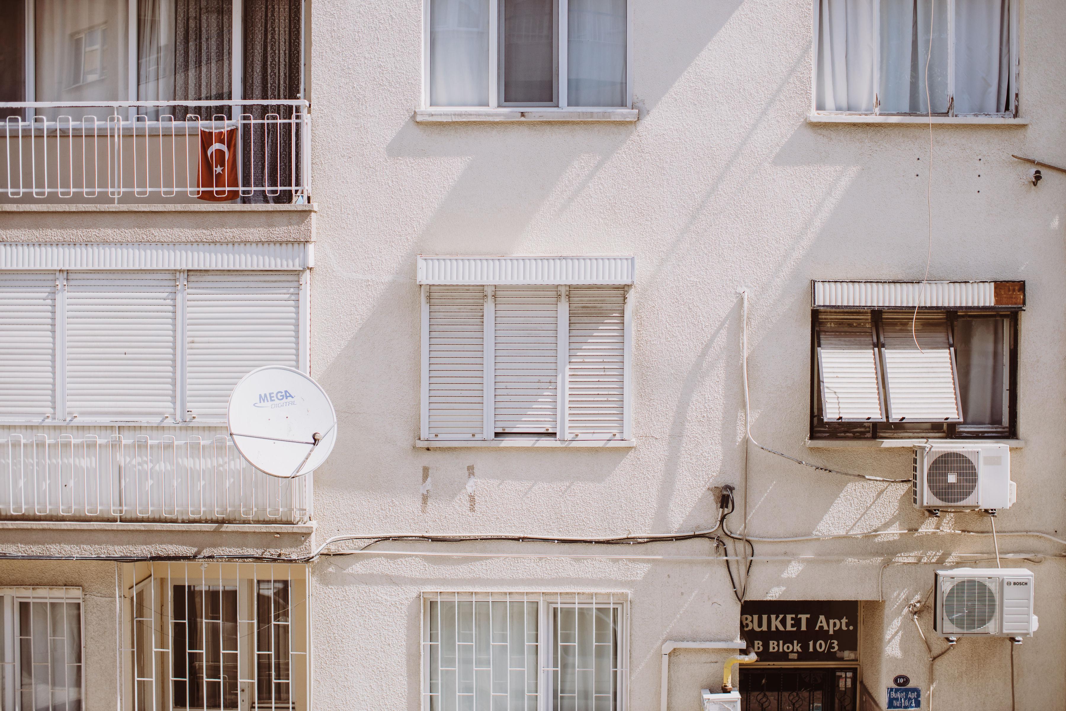 Windows of Izmir.