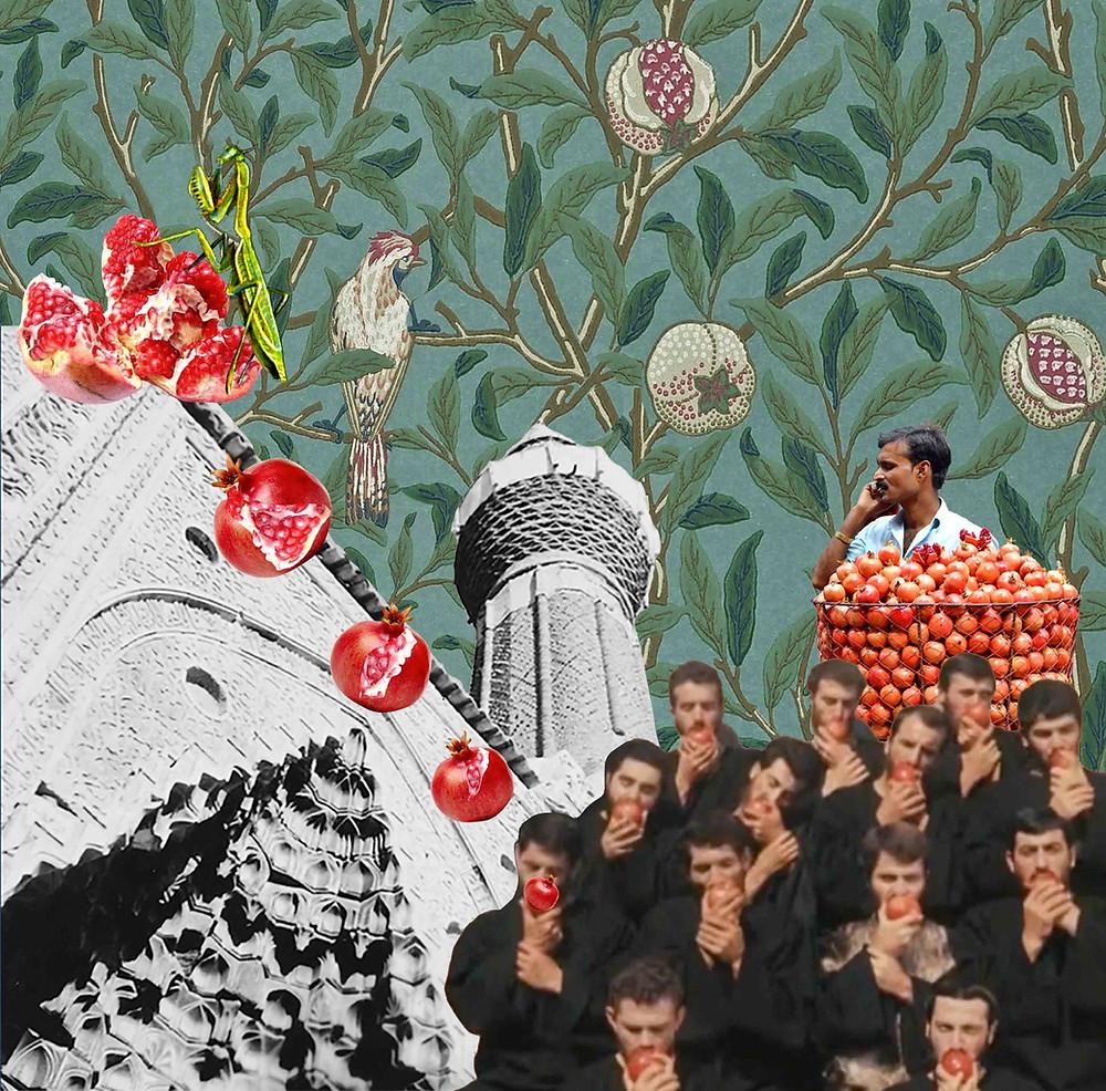 'A Fruitful Explosive' by studio halbuki