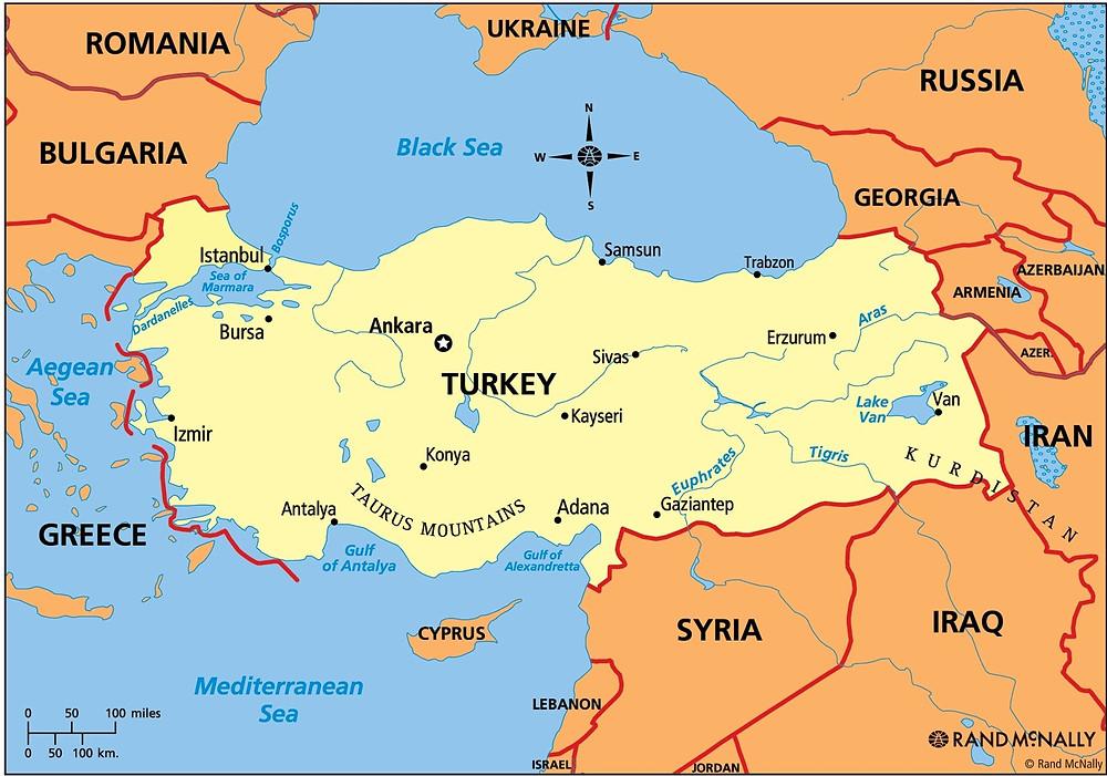 Anatolian Peninsula