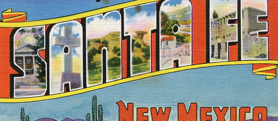My Summer Job in Santa Fe, NM