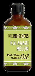 Pure Indigenous Kalahari Melon Carrier oil