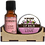 Pure Indigenous Love Massage Oil 20ml and Lip Balm 10g gift set in a wooden box