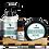 Clay and Salt Foot soak, Hemp foot lotion, Baobab foot oil, gift pack wooden box