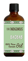 Pure Indigenous Baobab Carrier oil