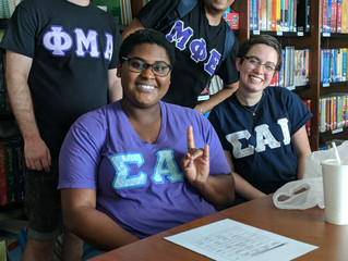 Week 5: Music Fraternities, what's the big deal?
