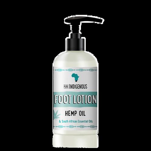 Hemp Foot Lotion free fromparabens, sulfates, alcohol, antioxidant, Omega 3 & 6, Gamma Linolenic Acid, Vitamin D, moisture