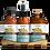 Pure Indigenous Tranquil Gift Set Massage Oil Room Spray Bath Salt 100% natural ingredients indigenous essential oils