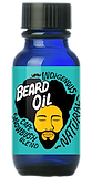 Afro Beard Oil with Cape Snowbush essential oil in Kalahari melon oil