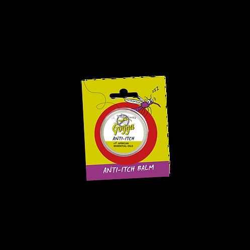 Pure Indigenous Gogga Anti-itch Balm 10g Beeswax Coconut oil Macadamia oil Mango oil Shea Butter Sunflower Oil Vitamin E