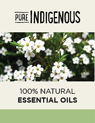 Pure Indigenous 100% Essential Oils featuring Cape May
