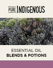 Pure Indigenous Blends & Potions featuring fynbos