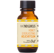 Pure Indigenous Honey Everlasting 100% South African essential oil