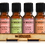 Pure Indigenous Potion Gift Pack - Love potion Luck potion Abundance potion Protection potion - essential oil blends 20ml