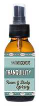 Pure Indigenous Tranquility Room & Body Spray with a blend of indigenousSouth African essential oils