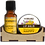 Pure Indigenous Happiness Blend Massage Oil 20ml and Lip Balm 10g Gift set wooden box