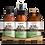 Pure Indigenous Calm Gift Set Massage Oil Room Spray Bath Salt 100% natural ingredients indigenous essential oil blends