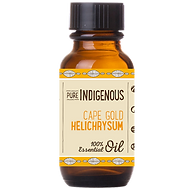Pure Indigenous Cape Gold Helichrysum 100% South African essential oil