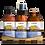 Pure Indigenous Night Gift Set Massage Oil Room Spray Bath Salt 100% natural ingredients indigenous essential oil blends