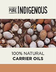 Pure Indigenous Carrier Oils featuring Mongongo nuts