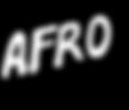AFRO AFRICA Logo