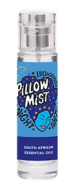 Afro Pillow Mist with South African essential oils fo peaceful sleep