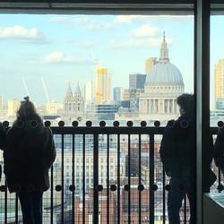 Tate Modern viewing