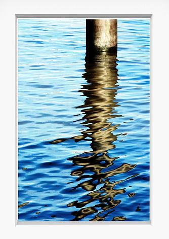 River Thames reflection framed.jpg