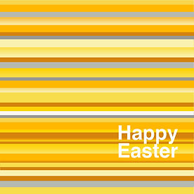 Lucy Cooper design Easter card