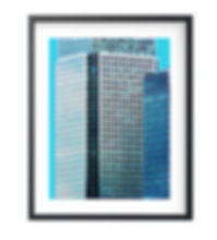 Canary Wharf framed black.jpg