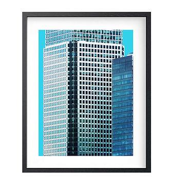 Canary Wharf framed black.jpg