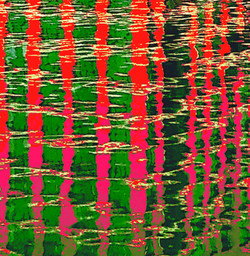 Canada Water reflection 2