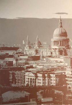 St Paul's from