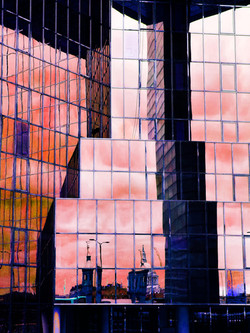 London Bridge reflections