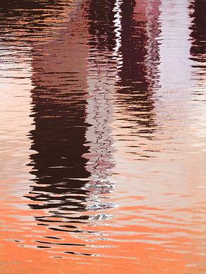 Canary Wharf reflection 3