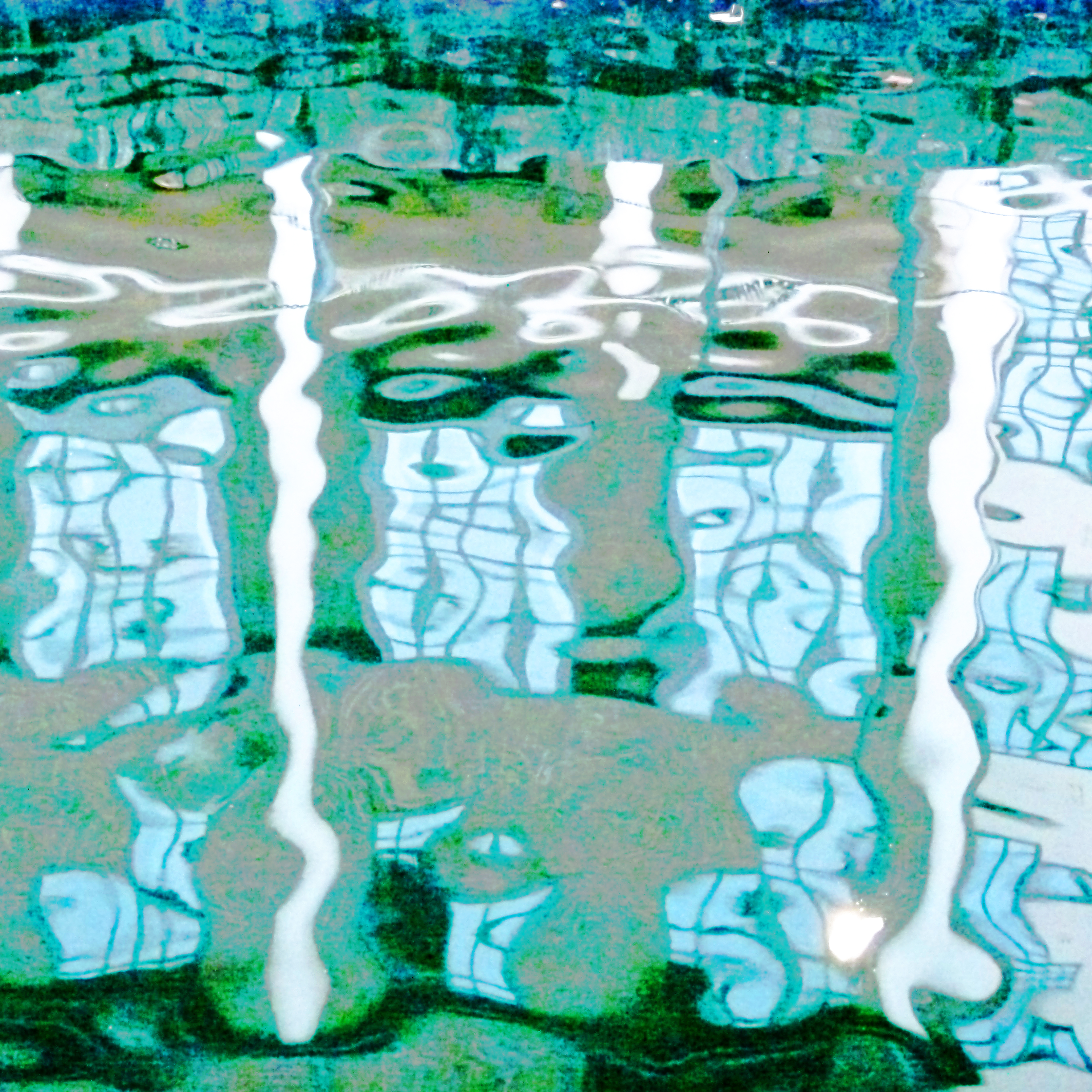 Docklands reflection 3