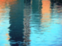 Canary Wharf reflection 2
