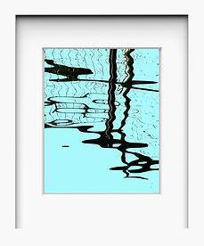 docklands reflections 5 framed.jpg