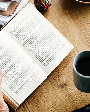 コーヒーを読みます