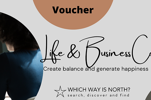 Voucher Life & Business Coaching