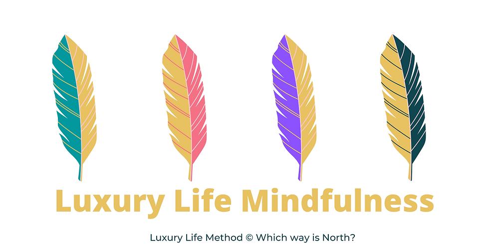 Luxury Life Mindfulness Training [online] (1)