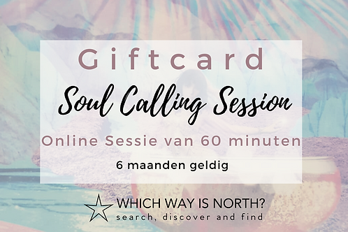 Soul Calling Session (online)