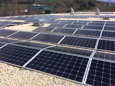 Solarstrom für Brauerei Dr. Gab's