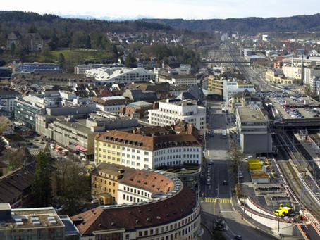 Kommerzielle Solaranlage in Winterthur geplant