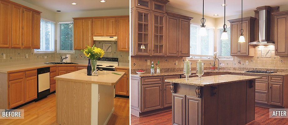 Cabinet-Refacing-Traditional-Kitchen-bef